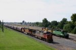 BNSF 734
